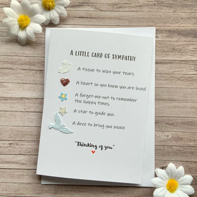 Little Card of Sympathy
