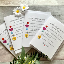 Load image into Gallery viewer, Little Card Of Loveliness Pack of Four Cards