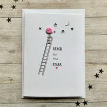 Load image into Gallery viewer, Reach For The Stars- Personalised