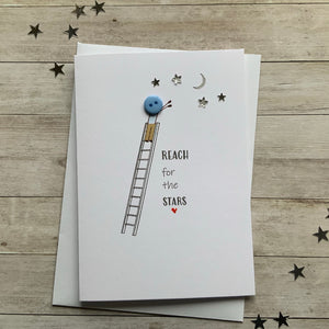 Reach For The Stars- Personalised