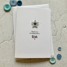Load image into Gallery viewer, Thank You For Being Such A Star - Personalised