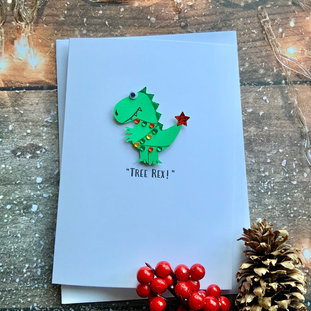 Tree Rex - Personalised