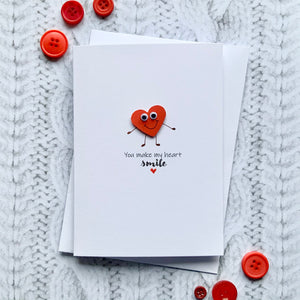 You Make My Heart Smile - Personalised