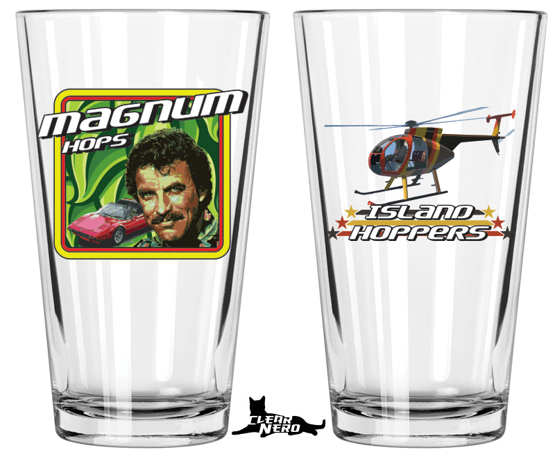 V.P.G. 1  (Vintage Pint Glass 1) Magnum (SALE)