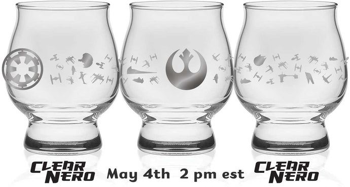Bourbon-Wan-Kenobi (set of 2 pieces)