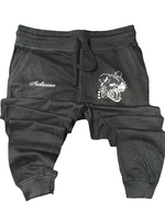 """Definition of a Big Dog"" Joggers (Black)"