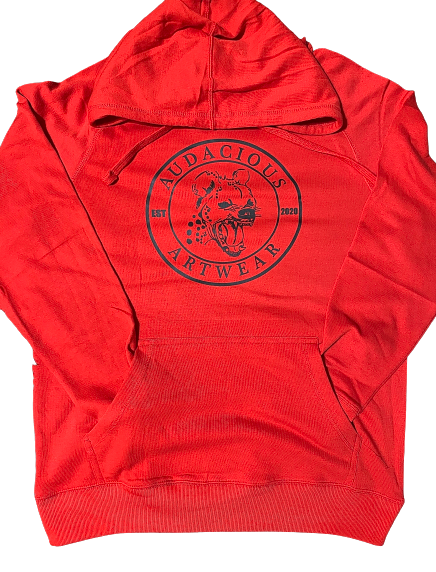 """The Brand"" Hoody (Red)"