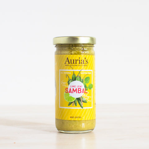 Lime Leaf Sambal
