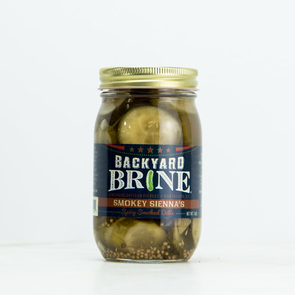 Smoky Pickle Chips