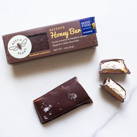 Honey Nougat Bar