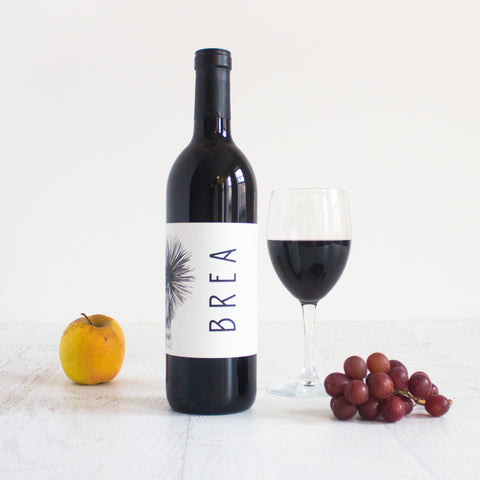 Brea, Cabernet Sauvignon Paso Robles Margarita Vineyards, 2014