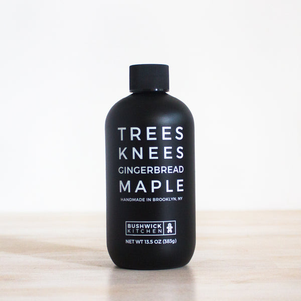 Gingerbread Maple Syrup