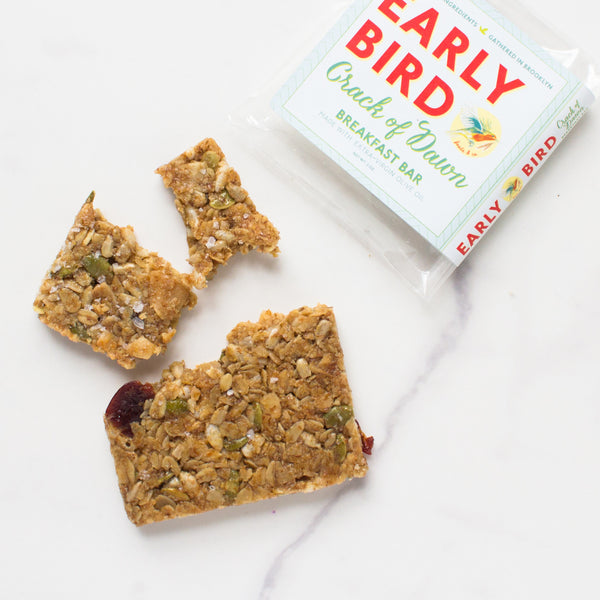 Crack of Dawn Granola Bar
