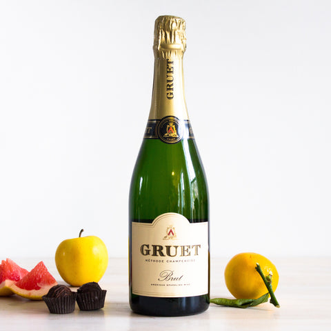 Gruet, Sparkling 'Brut' New Mexico, NV