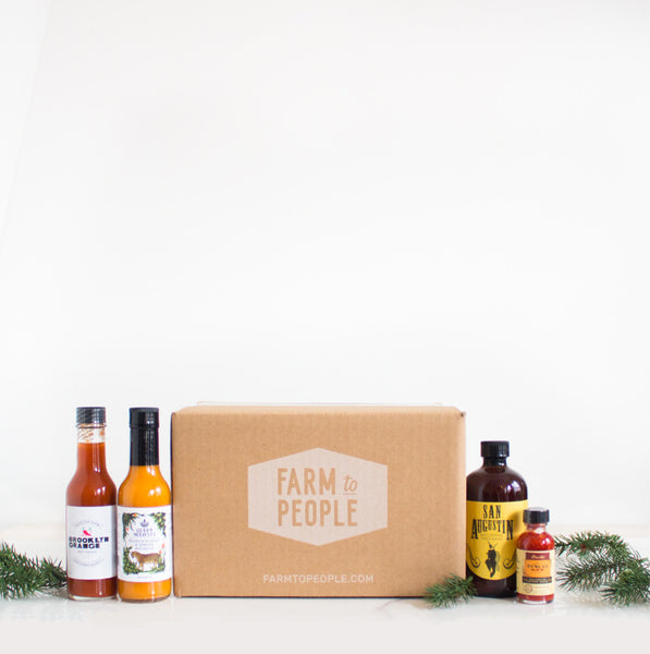 Hot Sauce - 3 Month Gifts