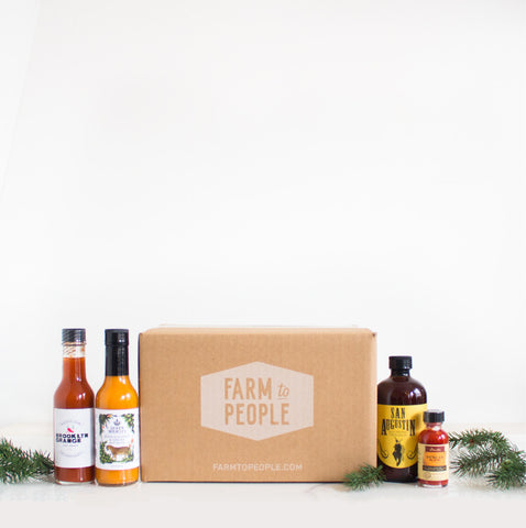 Hot Sauce - 12 Month Gifts