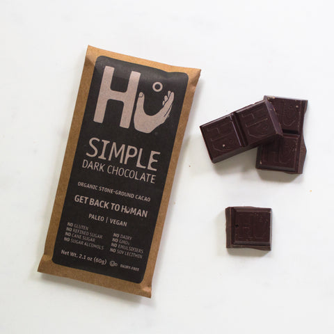 Simple Chocolate Bar