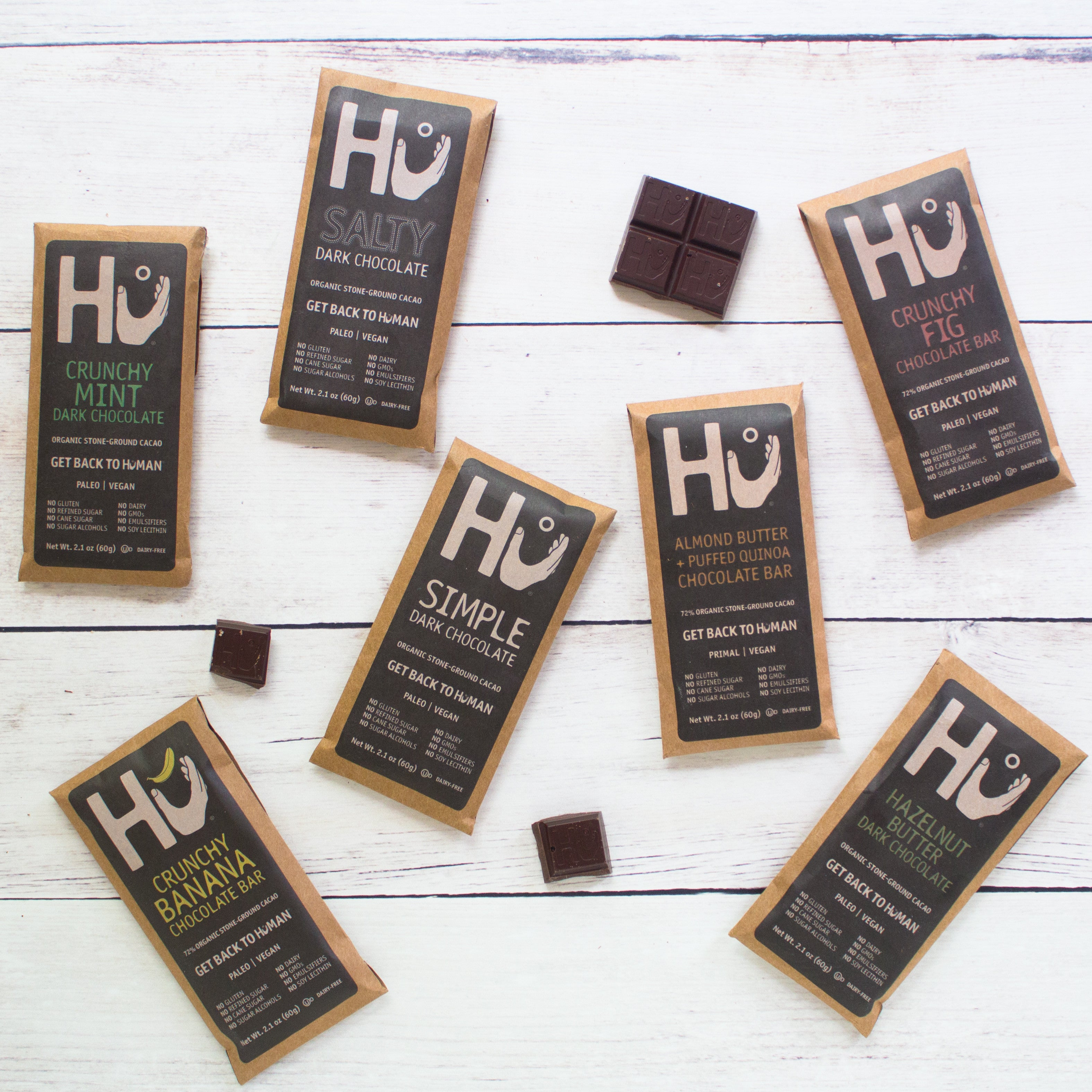 Hu Kitchen Chocolate Taster | Farm To People | Small-Batch ...
