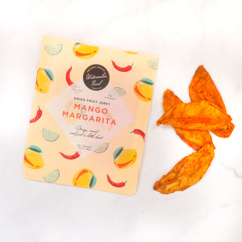 Spicy Mango Margarita Fruit Jerky