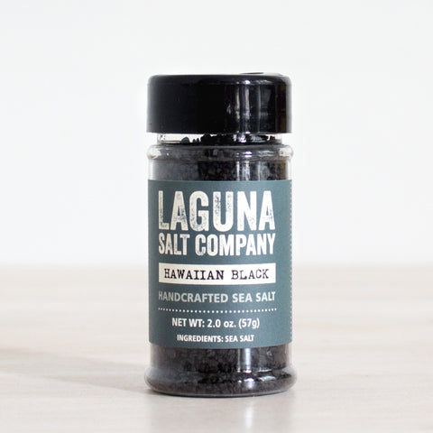 Hawaiian Black Salt