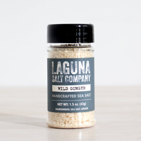 Wild Ginger Salt
