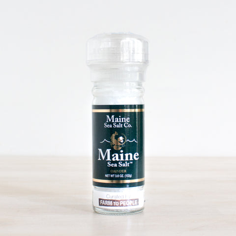 Natural Maine Sea Salt