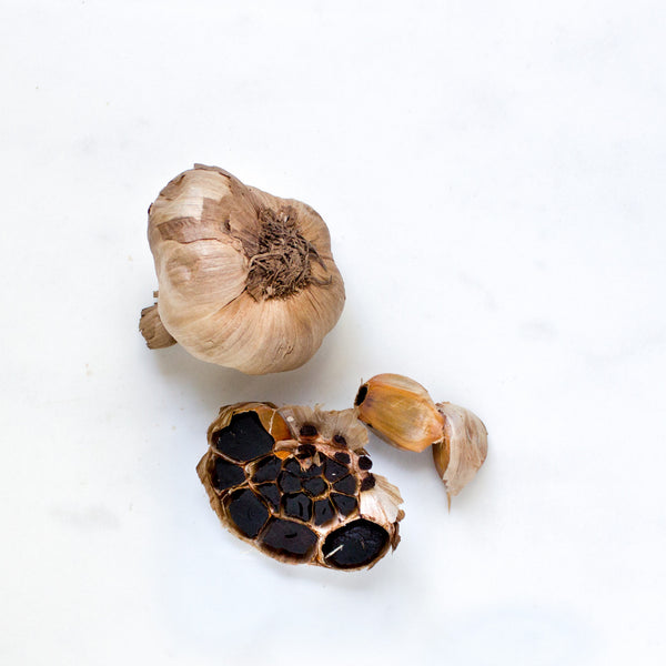Organic Black Garlic Bulbs