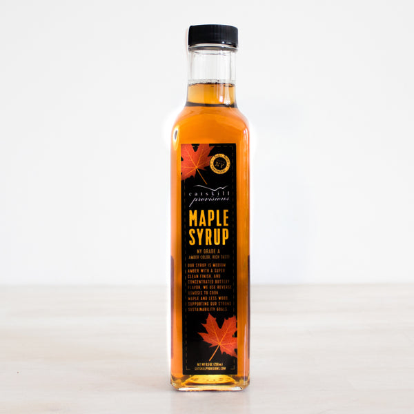 New York State Maple Syrup