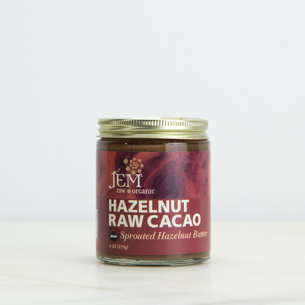 Raw Cacao Hazelnut Butter