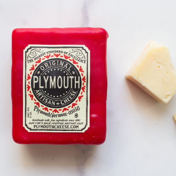 Original Plymouth Cheddar Cheese