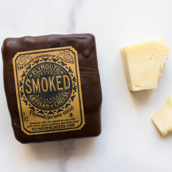 Smoked Plymouth Cheddar
