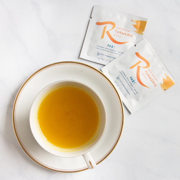 Instant Turmeric Elixir -  Single Serve Pouch