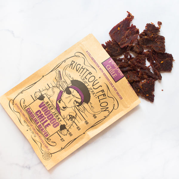 Carolina Reaper Spicy Jerky