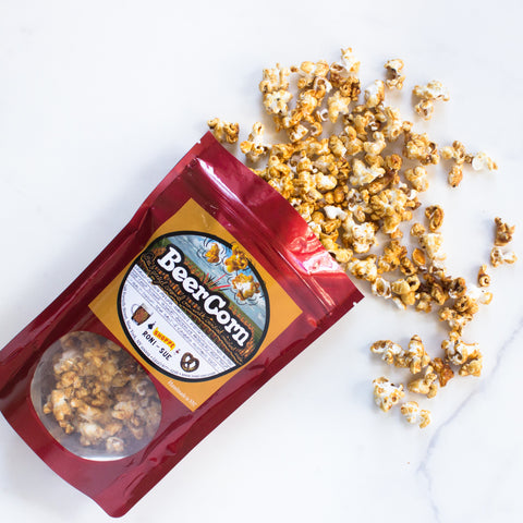 Beer Caramel Corn