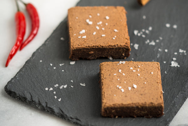 Mayan Spiced Brownie