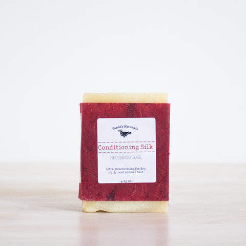 Conditioning Silk Shampoo Bar