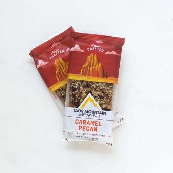 Caramel Pecan Energy Bar (Wholesale, 24-Pack)
