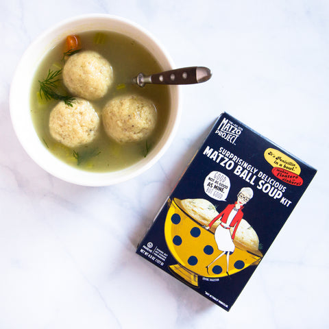 Matzo Ball Soup Mix