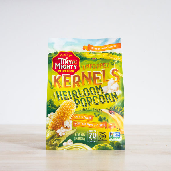 Heirloom Popcorn Kernels