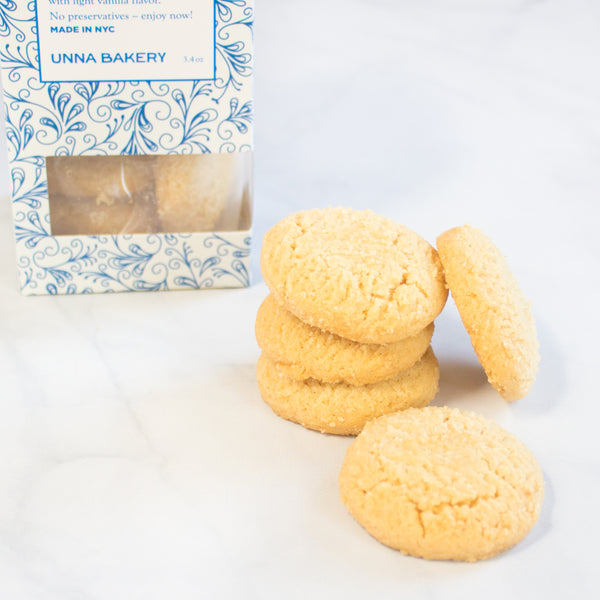 Vanilla Dream Cookies (Wholesale, 24-Pack)