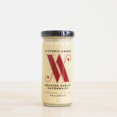Roasted Garlic Mayonnaise