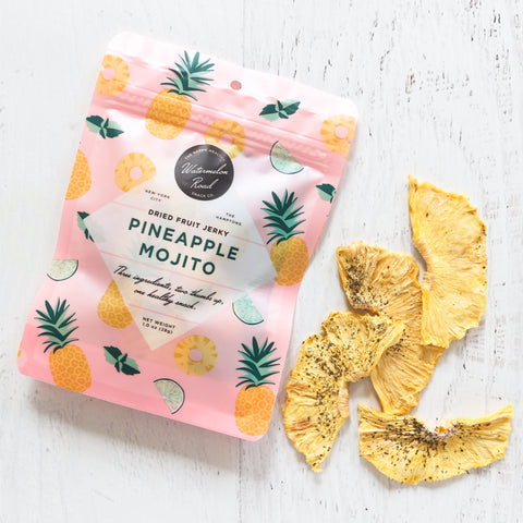 Pineapple Mojito Dried Fruit Jerky