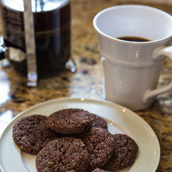 Chocolate Espresso Cookies (Wholesale, 24-Pack)
