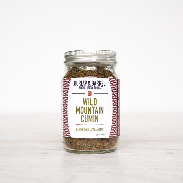 Wild Mountain Cumin