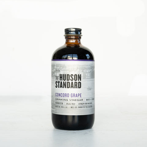 Concord Grape Shrub