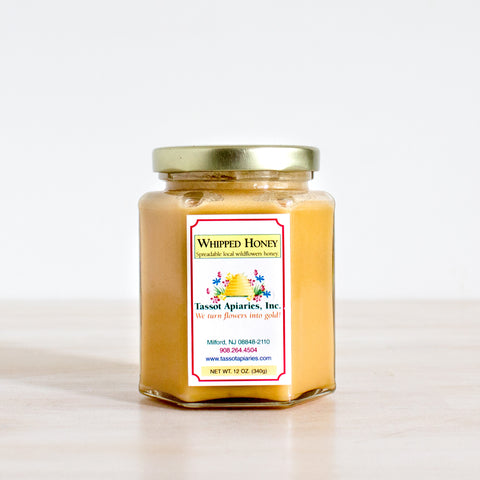 New Jersey Mixed Whipped Honey