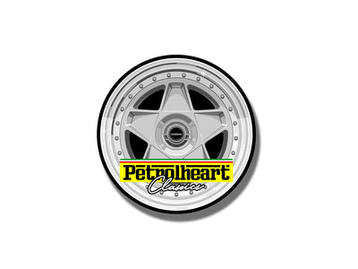 F40 Wheel | Sticker