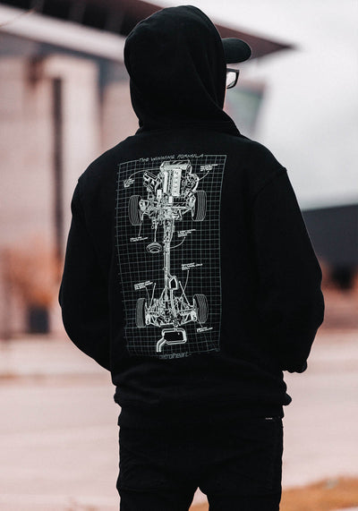 The Winning Formula - Zip Hoodie