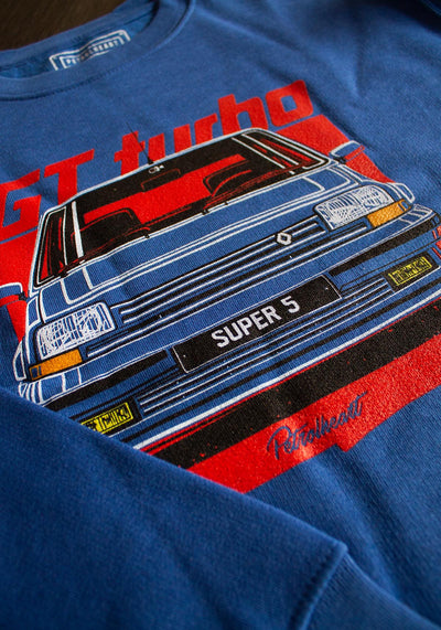 GT Turbo | Sweatshirt