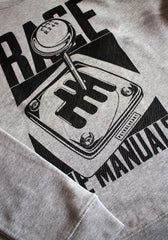 Race the Manuals | Sweatshirt